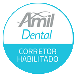Amil Dental-Selo-Corretor-Habilitado
