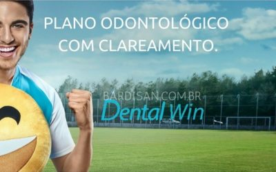 Plano Odontológico com Clareamento Dental a partir de 115,00/mês