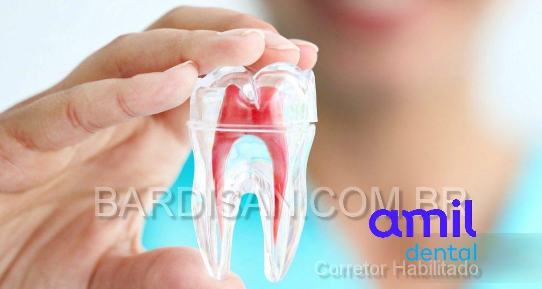 Amil Dental cobre canal sem carência no cartão de crédito
