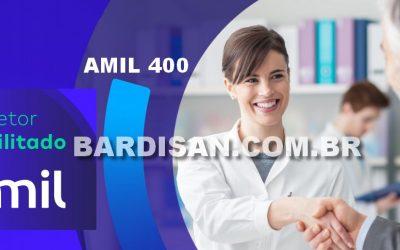 Conheça o Amil 400, solicite cotação completa e contrate online